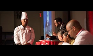 Competition chef