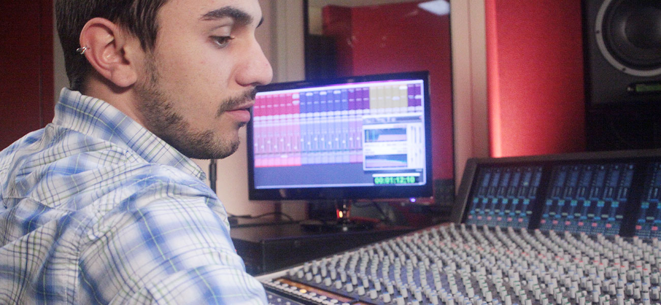 Philadelphia Audio Production Bs Degree Program