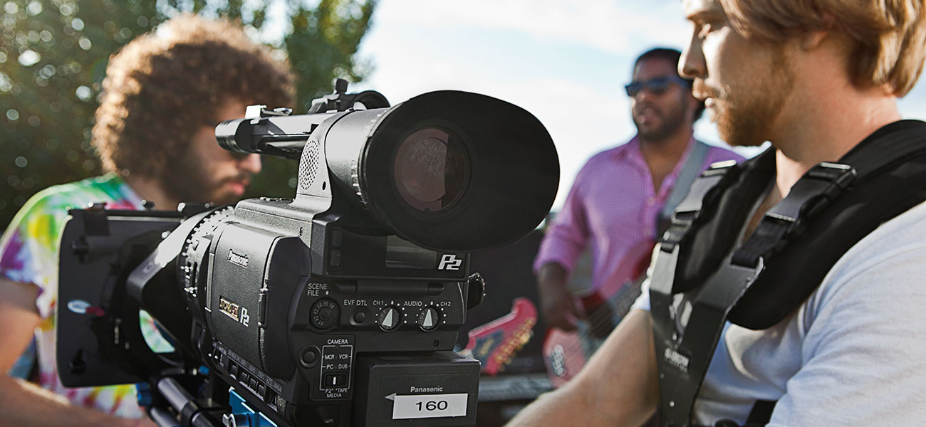Digital Filmmaking and Video Production Image