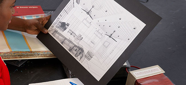 Kitchen & Bath design degree at the Art Institute of Pittsburgh - Online Division