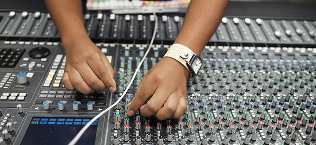 Audio Production Programs