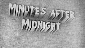 minute after midnight film cover