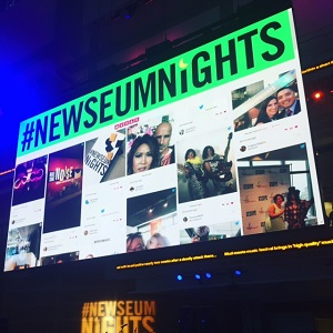 newseum nights