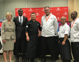 Chef Ito Visits Ai Atlanta for Culinary Week 2017