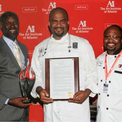 Master Chef Daryl Shular Honored at Ai Atlanta Culinary Week 2017