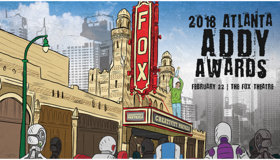 Ai Atlanta to Celebrate Student Finalists at the 2018 Atlanta ADDY Awards Gala