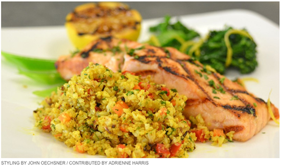 Chef John Oechsner, The Art Institute of Atlanta - Cauliflower Couscous