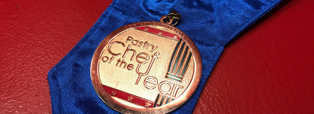 ACF Pastry Chef of the Year Chef Darcey Chambers