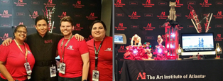 The Art Institute of Atlanta Participates in Dragon Con 2017