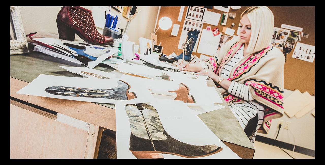 Austin Adjunct Instructor of Fashion Design Brittany Allen Work 1