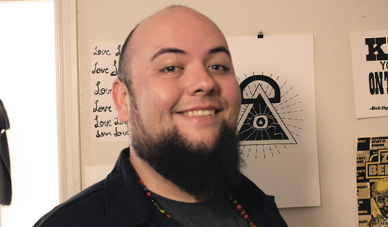 Colton Branscum - Graphic Design Instructor at The Art Institute of Austin