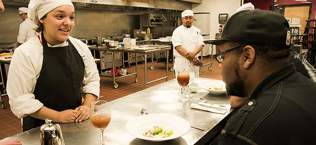 The Art Institute of Austin Hospitality Food & Beverage Management Degree Programs