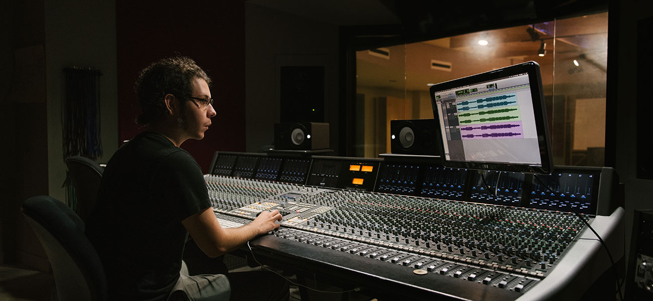 Austin Audio Production Bs Degree Program