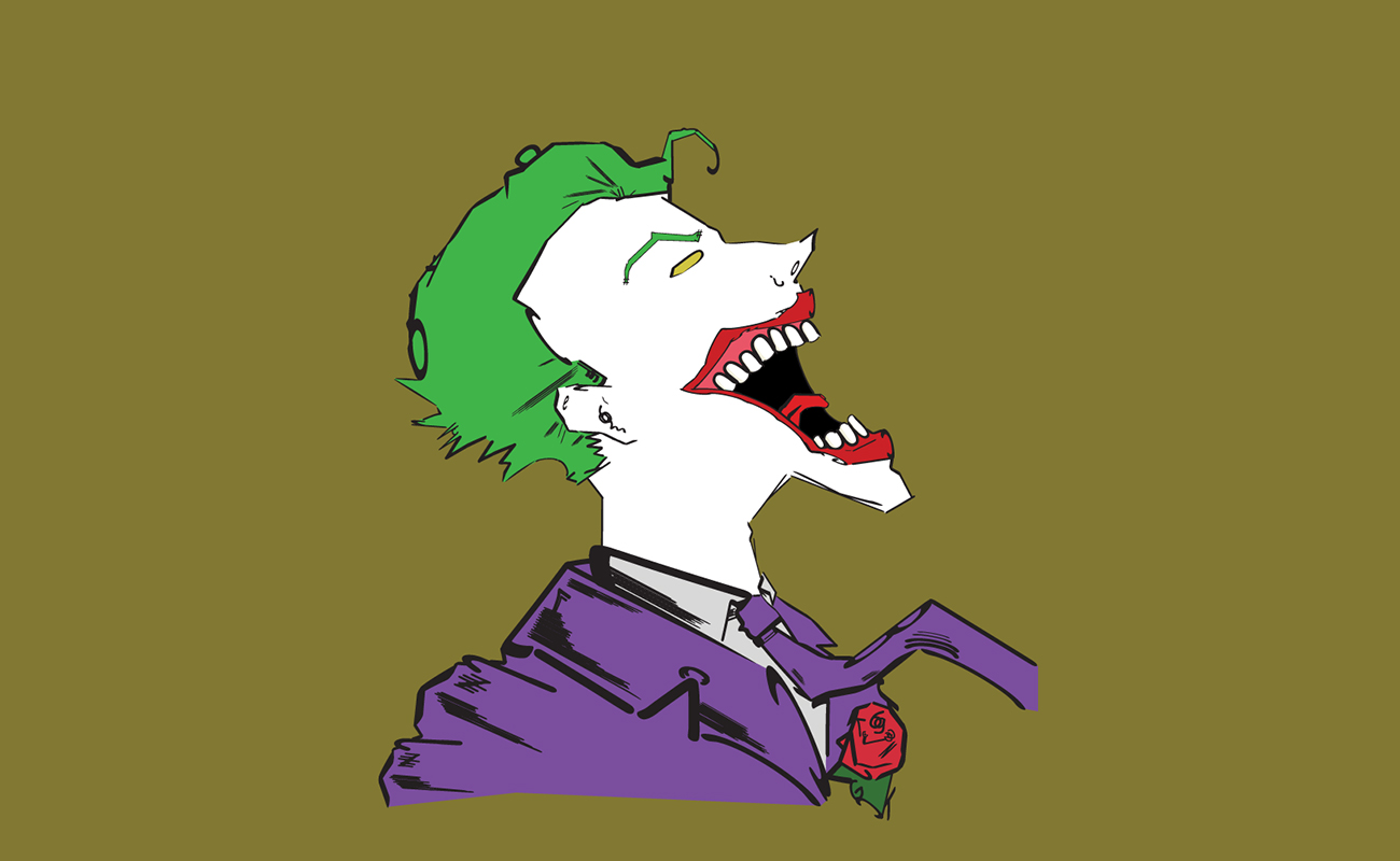 """The Joker"" by Charles Cooley"