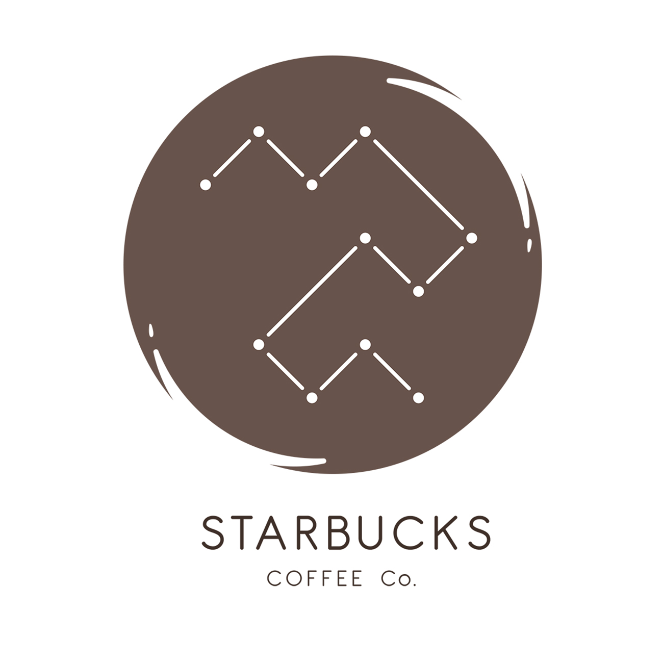 Christopher Hill - Starbucks Rebrand
