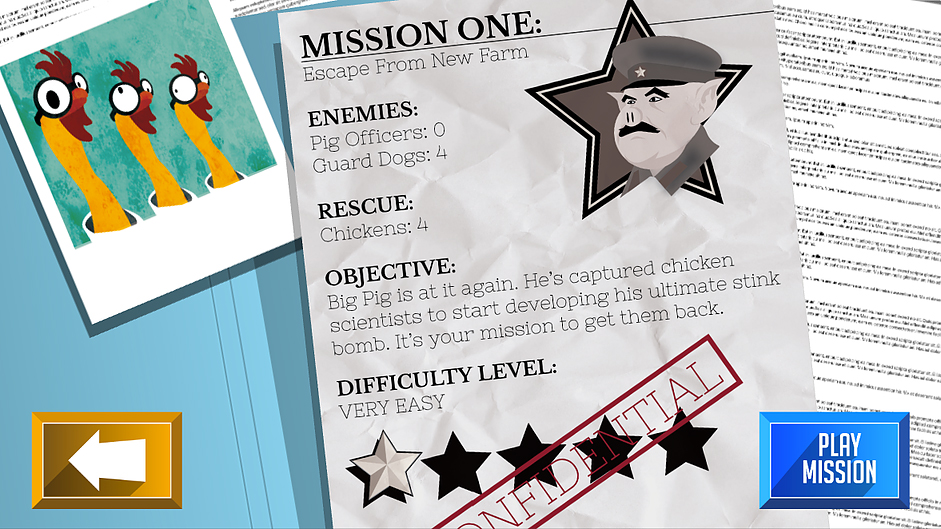 Mission One Summary by James Hastings