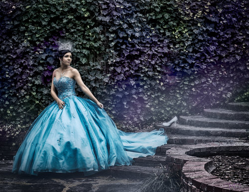 The enchanting Cinderella