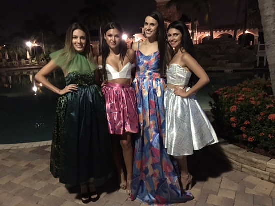 Fashion Models, Art Institute of Fort Lauderdale Fashion Design, Fashion Design