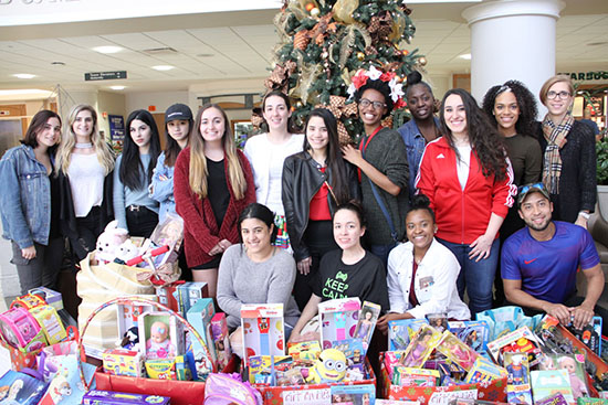 Fashion Designers, Toy Donation, Salah FOundation Children's Hospital
