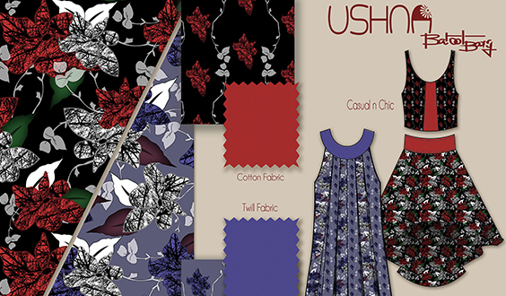 Thumbnail of Fashion Design, Textiles, Fashion, Dresses