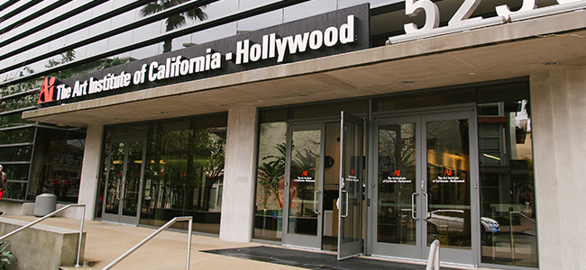 The Art Institute Of Californiahollywood A Campus Of Argosy University