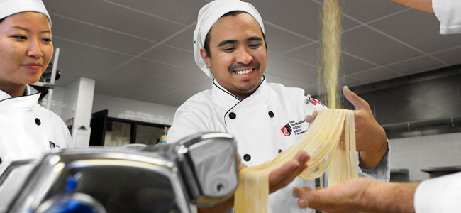 Culinary Arts School at The Art Institute of Houston