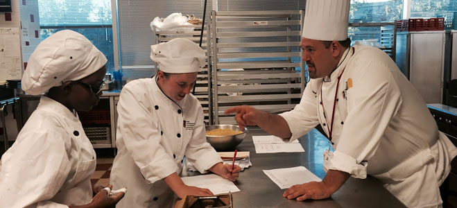 Culinary Management Program at The Art Institute of Houston