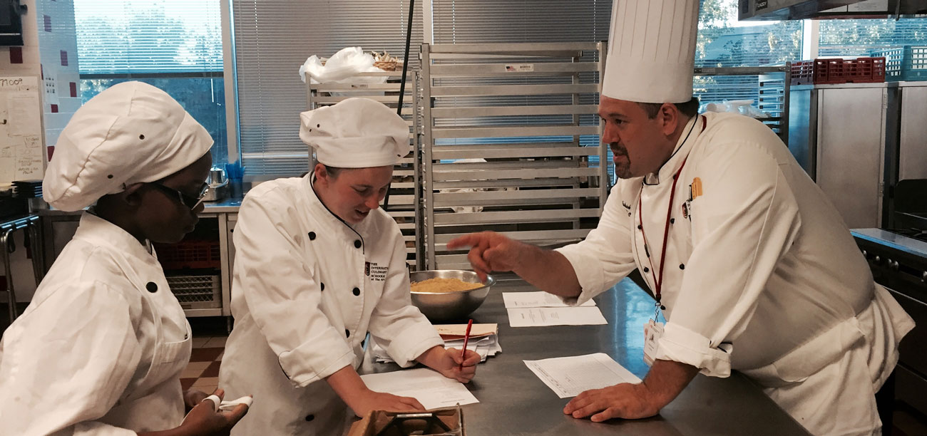 Houston Culinary Restaurant Management Degrees
