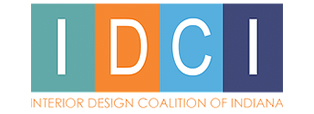 Interior Design Coalition of Indiana Logo