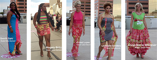 Project Pink Fashion Designs