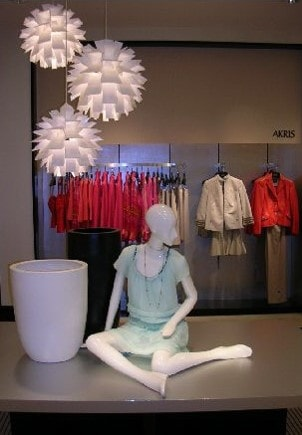 Miami Visual Merchandising Instructor Terence Cheong Work 2