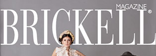 MIU Fashion Director Featured on Cover of Brickell Magazine