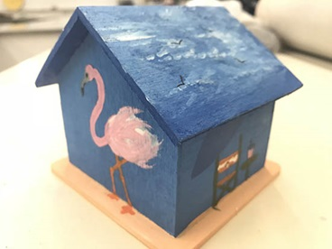 Homeless Trust - House Flamingo