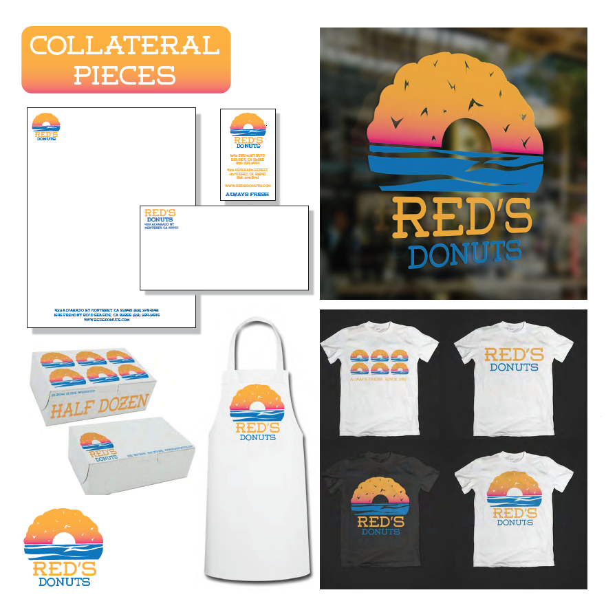 Collateral Desgins for Red