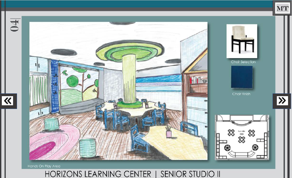 Horizon Learning Center design