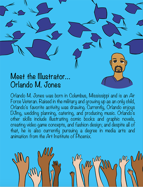 Orlando Jones Illustration