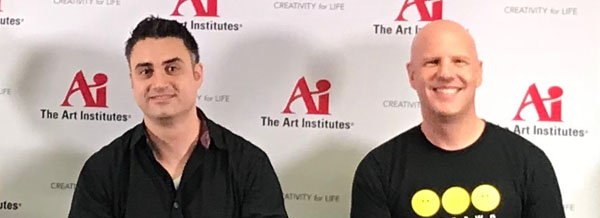 EA and Lucasfilm Creative Directors Visit their Alma Mater