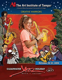 Art Institute of Tampa Sponsors Clearwater Jazz Holiday
