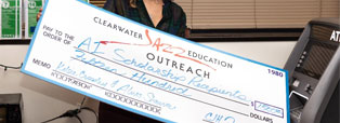 Clearwater Jazz Holiday Scholarship