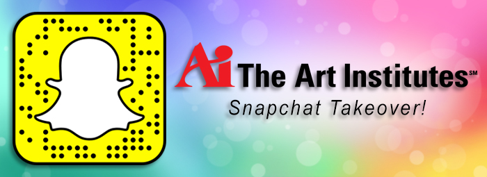 the art institutes students and alumn are taking over snapchat