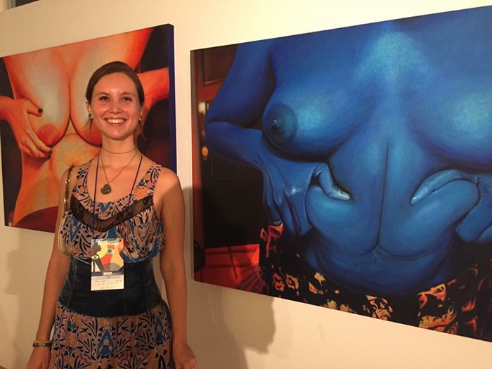 Fort Lauderdale Student Wins Best in Show at ArtBrazil