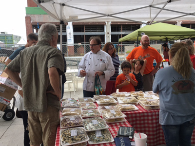 The Art Institute of Dallas Partners with Dallas Farmers Market