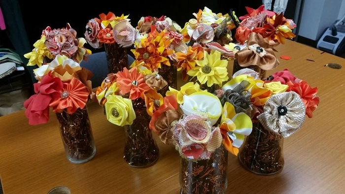 Students Design Centerpieces for Twin Cities Film Festival