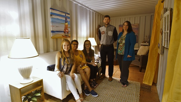 Raleigh-Durham Students Win Show Manager's Choice at the Raleigh Home Show Room 1