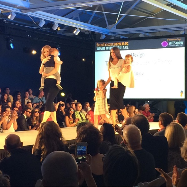 Raleigh-Durham Grad and Instructor Win People's Choice Award at fashionSPARK