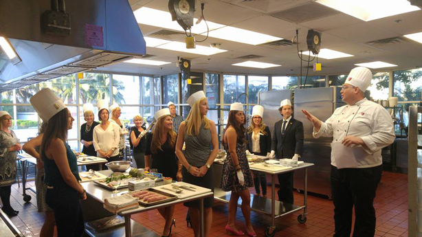 "The Art Institute of Fort Lauderdale hosts United Way of Broward County's ""Eat, Live, Save"""