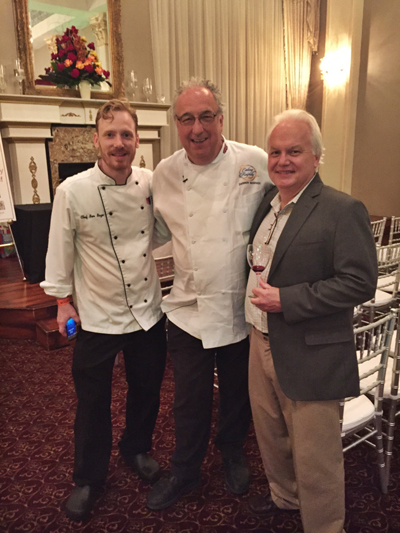 Houston Culinary Students Work Alongside The Royal Chef
