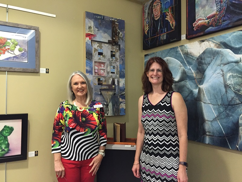 "Dallas Faculty and Staff Participate in Art Competition, ""My Own Time"""
