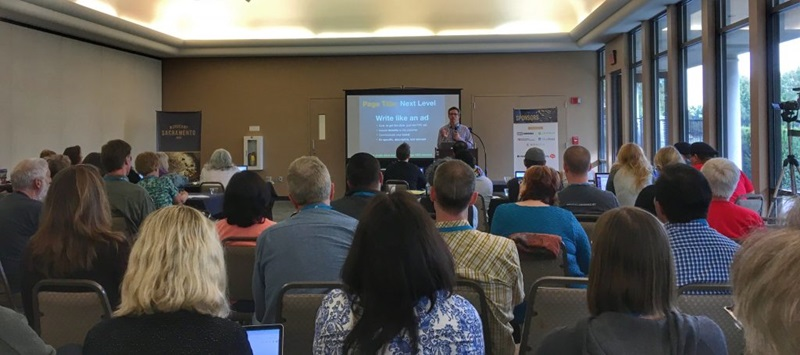 Sacramento Campus Hosts WordCamp Conference