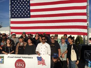 AiCAOC culinary supports vets